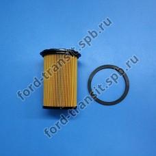 Фильтр топливный Ford Focus 2 (1.8D), Mondeo 07-14, S-Max/Galaxy 06-15 (картридж)