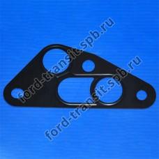 Прокладка теплообменника масла Ford Transit, Peugeot Boxer, Citroen Jumper (2.2) 06-14 (FWD, фильтр вставка)