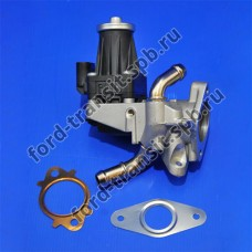 Клапан EGR Ford Transit (2.2, 2.4, 3.2) 06-11, Peugeot Boxer, Citroen Jumper (2.2) 06-11