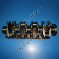 Вал коленчатый Ford Transit (2.2, 2.4) 00-, Peugeot Boxer, Citroen Jumper (2.2) 06-