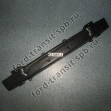 Панель переднего бампера Ford Transit 2000 - 2006 ( пластик )