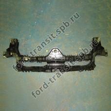 Панель переднего бампера (телевизор) Ford Custom 2012-