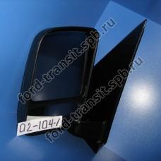Зеркало боковое Ford Connect 02-09 (L) (с обогревом)