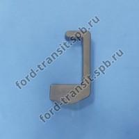 Клык заднего бампера правый (шасси, бортовой) Ford Transit 00-