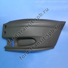 Клык передний левый Ford Transit 00-06 (без отверстия под ПТФ)