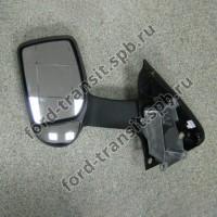 Зеркало боковое Ford Transit 00-14 (L) (бортовое, б/обогр.)