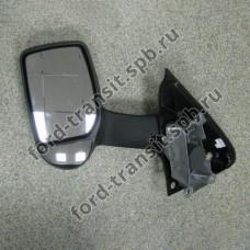 Зеркало боковое ( Left ) Ford Transit 00-14 ( бортовое, б/обогр. )