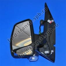Зеркало боковое Ford Custom 12- (L) (с обогревом)