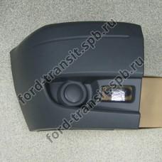 Клык передний правый Ford Transit 06-14 (без отверстия под ПТФ)