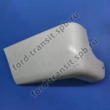 Клык заднего бампера (левая сторона, нижняя часть) Ford Transit 1/00-1/14