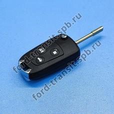 Заготовка ключа Ford Transit 06-14 (складывающийся)