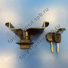 Вставка замка капота с ключом Ford Transit 2006 - 2011