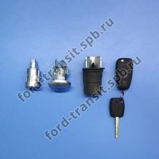 Вставки замков (комплект 3 вставки) Ford Transit 14-