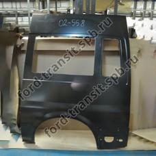 Панель кузова задняя ( L ) Ford Transit MWB 2000 - 2014 ( пассажирская )