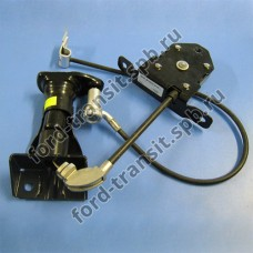 Механизм подъема запасного колеса Ford Connect 02-13