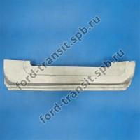 Рем. комплект задней распашной двери Ford Transit 00-14 (L, внутр, мал)