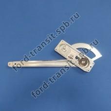 Механизм подъема стекла передней двери ( L ) Ford Transit 00-14 ( механический )