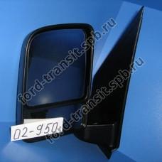 Зеркало боковое (левая сторона, без обогрева)  Ford Connect 02 - 09