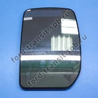 Зеркало (стекло) Ford Transit 00-14 (L) (с обогревом)