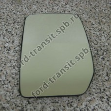 Зеркало (стекло) Ford Transit 2000-2014 ( левое, с обогревом )