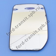 Зеркало (стекло) с обогревом Ford Transit 00-14 (L) брак