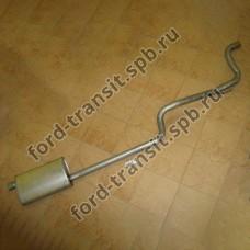 Задняя часть глушителя Ford Transit (2.5) 94-96 (100L-190)