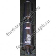 Средняя часть глушителя (шасси, бортовой) Ford Transit Diesel 00 - 06