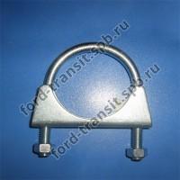Хомут глушителя Ford (диаметр 58 мм.)