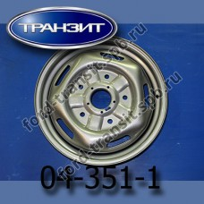 "Диск колесный Ford Transit 2000 - 2014 ( 5.5 х 16"" ) ( SRW )"