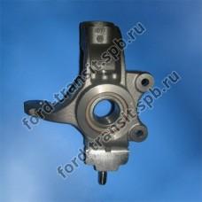 Кулак поворотный Ford Connect 02-13 (R, c ABS)