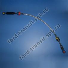 Трос переключения передач Ford Transit FWD 00-06 кпп ( VXT-75 ) ( синий )