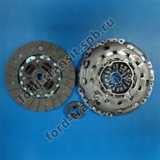 Комплект сцепления Ford Transit (2.4) 00-06 (МТ75, демпферное)