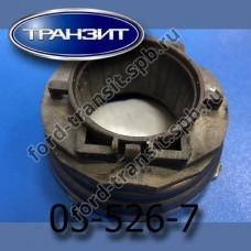 Подшипник выжимной Ford Transit (2.0, 2.5) 88-00, (2.3) 00-06 (МТ75, Дефект)