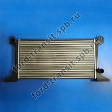 Радиатор Ford Transit (2.0, 2.5) 85-91