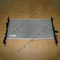 Радиатор Ford Transit 06-14 (с кондиционером)