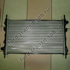 Радиатор Ford Transit (2.4) 00-06 (без кондиционера)