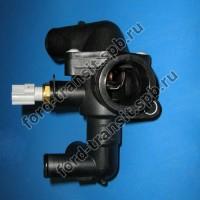 Корпус термостата Ford Transit (2.2) 2011-, Custom 2012- (FWD)