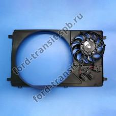 Диффузор радиатора Ford Transit (2.2) 14- (RWD)