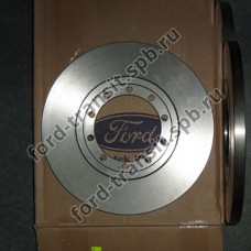 Диск тормозной задний Ford Transit RWD кроме 460 серии 06 г. - 14 г.