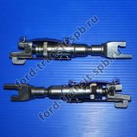 Рем. комплект задних колодок Ford Connect 02-13 (планки)