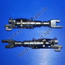 Ремонтный комплект задних колодок Ford Connect 02-13 ( планки )