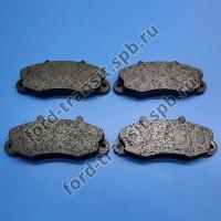 """Колодки тормозные дисковые передние Ford Transit 91-00 (диаметр 14"""")"""