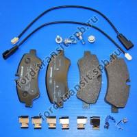 Колодки тормозные задние Ford Transit 14- (AWD, RWD, DRW)