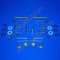 Рем. комплект задних колодок Ford Transit 92-00 (150-190, пружинки)