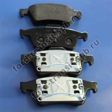 Колодки тормозные задние Ford Connect 02-13 (дисковые тормоза)