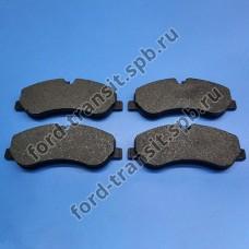 Колодки тормозные передние Форд Транзит 14-, Кастом 12- (SRW)