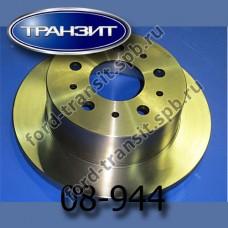 Диск тормозной задний Peugeot Boxer, Citroen Jumper 06-11 (R15, 280x16)