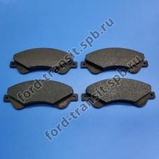 Колодки тормозные передние Форд Транзит 06-14 (FWD кроме 330, 350 серии)