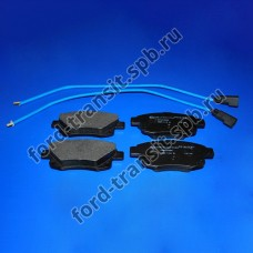 Колодки тормозные задние Форд Транзит 06-14 (кроме 460М/Е серий)