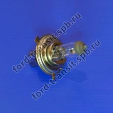 Лампочка галогеновая H4 60/55w (Philips)